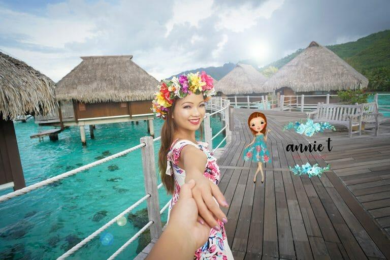 Tahiti, Moorea and Bora Bora