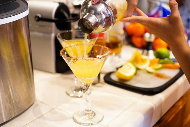 Cutie Margarita Drink Recipe