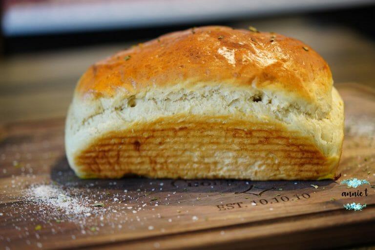 White Bread Loaf Recipe