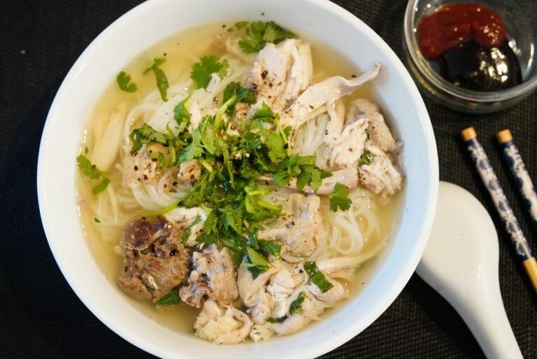 Instant Pot Chicken Pho Recipe
