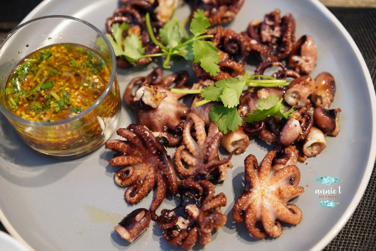 Garlic Octopus Recipe