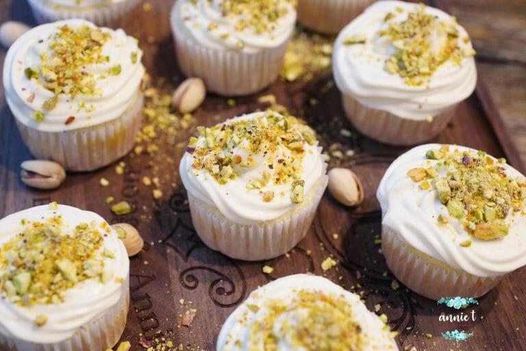 Durian Chiffon Cupcakes Recipe
