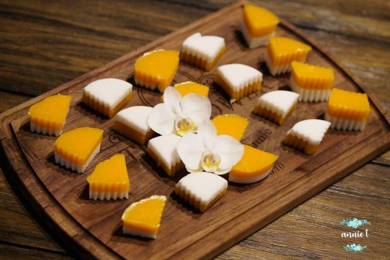 Mango Coconut Jello Recipe